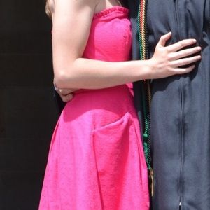 Lily Pulitzer pink dress